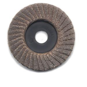 2″ Flap Sanding Wheels 60, 120, 240, 320, 600 grit or Assortment