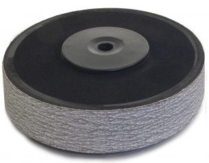 4″ x 1″ Sanding Belts for Foam Wheel, 10-Pks