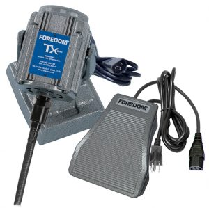 M.TXBH Bench Motor with Square Drive Shafting Choice of Speed Control