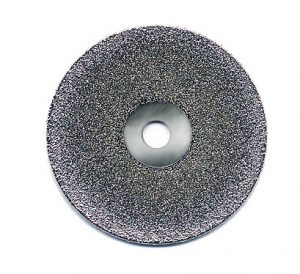 Plated Diamond Cutting Discs, choose 1″ or 2″ diameter