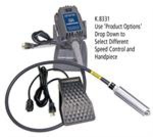 M.SRB Bench Motor, Choices of Speed Control and Handpiece