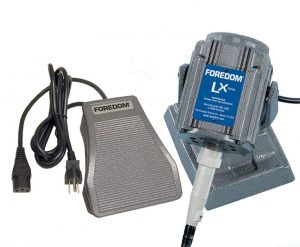 M.LXB Bench Motor with choice of Speed Control