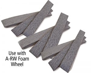 4″ Foam Rubber Wheel