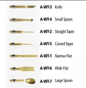 K.WC-3 Wax Carver Kit, 7 Tips, Universal Voltage