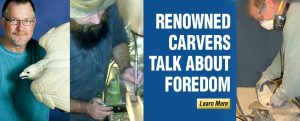 Renowned Carvers Talk About Foredom