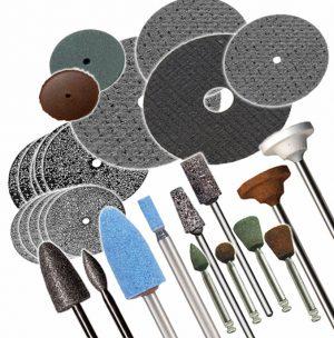 Abrasive Points-Stones-Discs