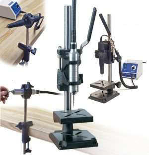 Drill Presses, Handpiece Holders