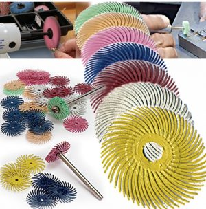 3M Scotch-Brite Radial Bristle Discs and Brushes