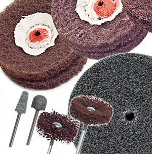 Abrasives, Wheels, Satin Finishers
