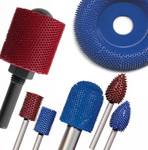 Typhoon® Burs and Sleeves