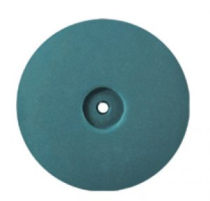 Unmounted Silicone Bonded Abrasive Wheels, 22 mm diameter, 50-packs