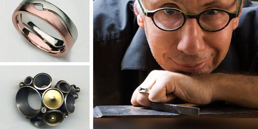 Andrew Cooperman, Jeweler, Metalsmith, Educator andycooperman.com