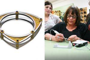 Ronda Coryell, Certified Master Bench Jeweler, Designer, Educator, World Expert on Argentium® Silver rondacoryell.com