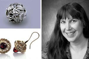 Kate Wolf, Metalsmith, Jeweler, Teacher wolftools.com