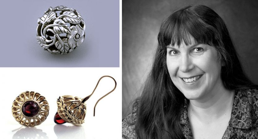 Kate Wolf, Metalsmith, Jeweler, Teacher wolftools.com