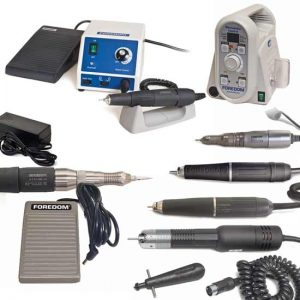 Separate Micromotor Components