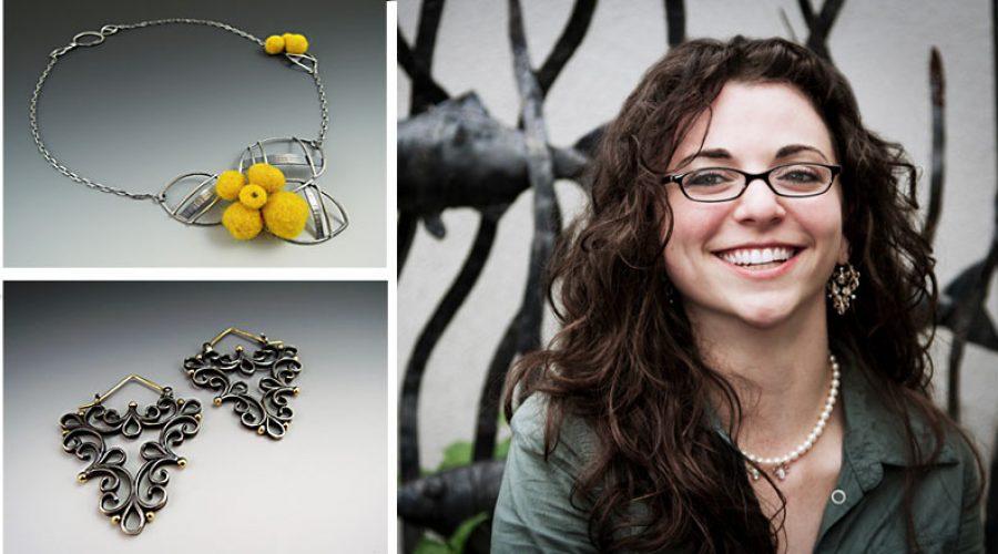 Lindsay Minihan, Jeweler, Metalsmith, Educator lindsayminihan.com
