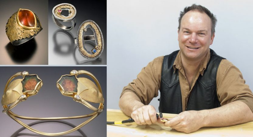 Wayne Werner, Metalsmith, Jeweler, Foredom Demonstrator facebook.com/WayneWernerDesign