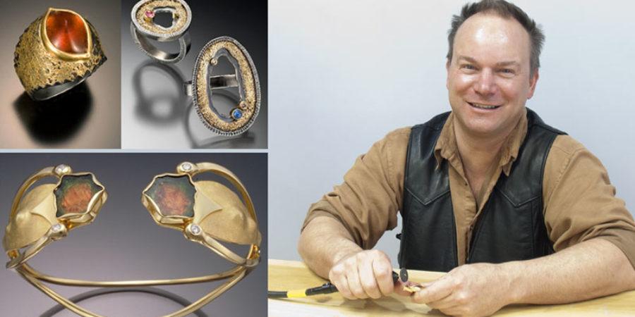 Wayne Werner, Metalsmith, Jeweler, Foredom Demonstrator facebook.com/WayneWernerDesign